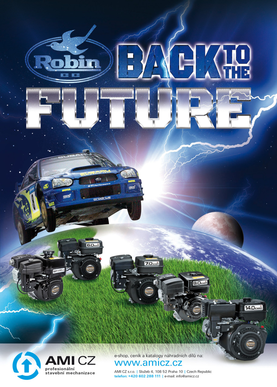 Robin engines | SUBARU & YAMAHA Power Products I AMI CZ s r o
